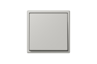 LS 990 in Les Couleurs® Le Corbusier Switch in The pearl grey  by  JUNG