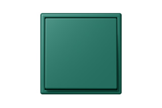 LS 990 in Les Couleurs® Le Corbusier Switch in The english green  by  JUNG