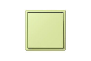 LS 990 in Les Couleurs® Le Corbusier Switch in The pale green  by  JUNG