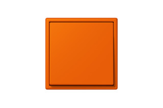 LS 990 in Les Couleurs® Le Corbusier Schalter in Das leuchtende Orange  von  JUNG