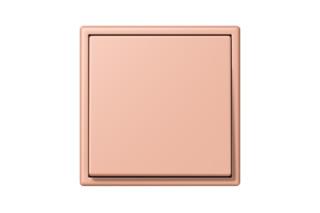 LS 990 in Les Couleurs® Le Corbusier Schalter in Das helle Rosa  von  JUNG