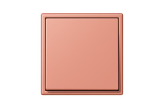 LS 990 in Les Couleurs® Le Corbusier Switch in The medium terracotta  by  JUNG