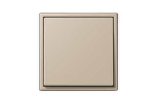LS 990 in Les Couleurs® Le Corbusier Switch in The discret natural umber  by  JUNG