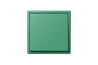 LS 990 in Les Couleurs® Le Corbusier Switch in The emerald green  by  JUNG