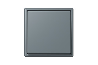 LS 990 in Les Couleurs® Le Corbusier Switch in The dynamic medium grey  by  JUNG