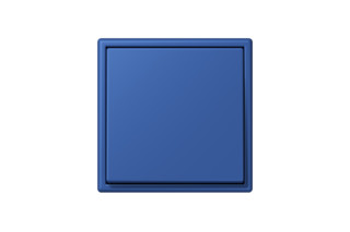 LS 990 in Les Couleurs® Le Corbusier Switch in The spectacular ultramarine  by  JUNG