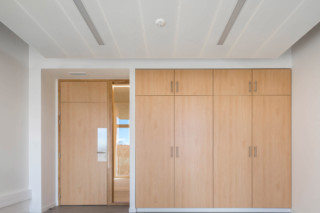 Linear Ceilings  by  durlum