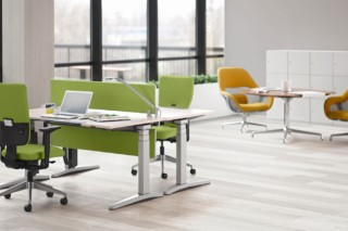 Let's B  by  Steelcase