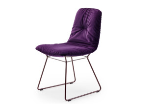 Leya chair with wire frame  by  Freifrau