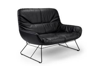Leya Lounge Couch  by  Freifrau