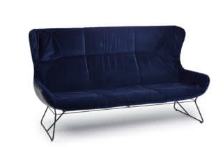 Leya Wingback Couch  von  Freifrau