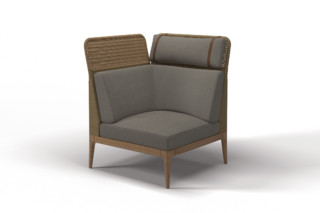 Lima Eck- / Endeinheit  von  Gloster Furniture