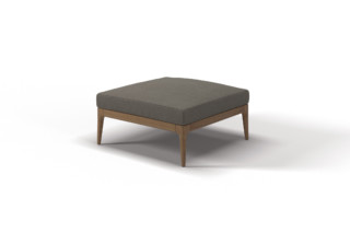 Lima Ottoman  von  Gloster Furniture