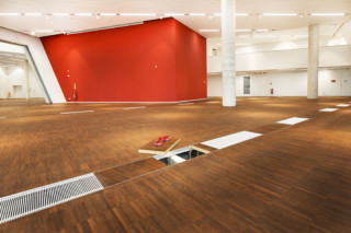 FLOOR and more® hollow floors  by  Lindner Group