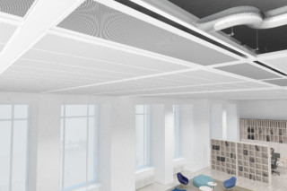 Plafotherm® AirBeam  von  Lindner Group