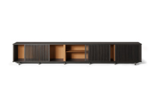 Lloyd low cabinet  by  Poltrona Frau