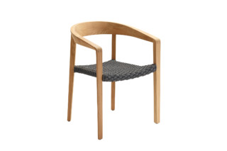 Lodge stacking chair  by  solpuri