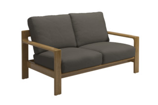 Loop 2-seater sofa  by  Gloster Furniture