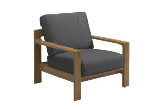 Loop lounge chair  by  Gloster Furniture