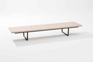 New Wood Plan low table  by  Fast