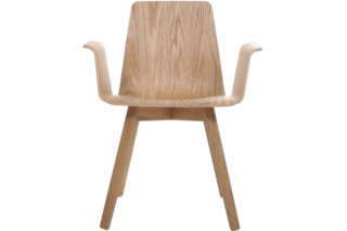 Maverick wood with armrests  by  KFF