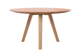 Maverick 3-star base table round  by  KFF
