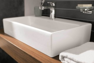 Surface-mounted washbasin Memento  by  Villeroy&Boch Bath&Wellness