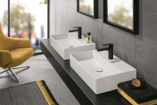 Surface-mounted washbasin Memento 2.0  by  Villeroy&Boch Bath&Wellness