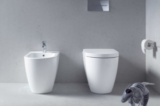 ME by Starck WC & Bidet  by  Duravit