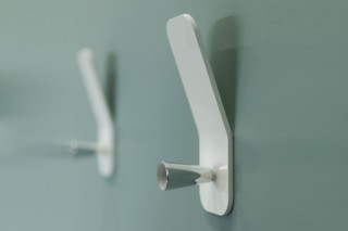 Bend coat hook  by  Cascando