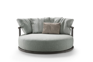 Icaro Sofa round  by  Flexform