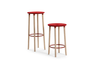 Move On bar stool  by  OFFECCT