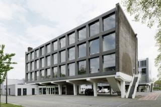 formparts, Gebäude 27E, liquid black  von  Rieder