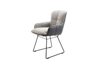 Marla armchair low with wire frame  by  Freifrau