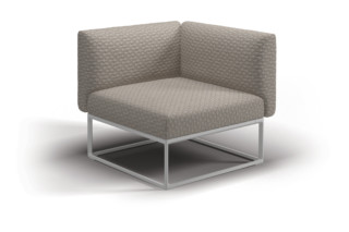 Maya Corner Unit  by  Gloster Furniture