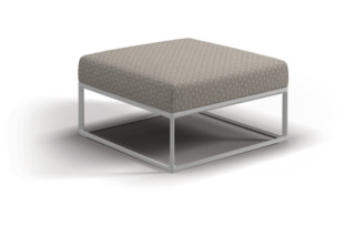 Maya Ottoman  by  Gloster Furniture