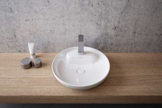 Memoria top frame washbasin  by  VitrA Bathroom