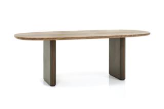 Merwyn table oval  by  Wittmann