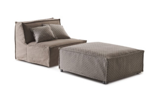 Tommy pouf  by  Milano Bedding
