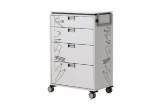 Catering Moby  by  Steelcase