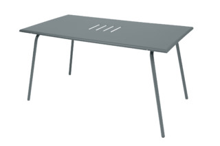 Monceau 146x80 table  by  Fermob