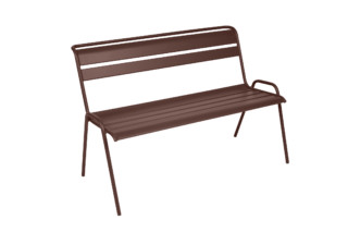 Monceau 2/3 seats bench  by  Fermob