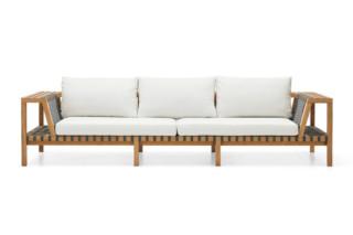 NETWORK modular sofas  by  Roda
