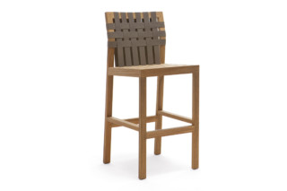 NETWORK bar stool  von  Roda