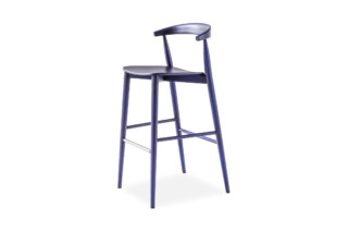 NEWOOD LIGHT STOOL  by  Cappellini