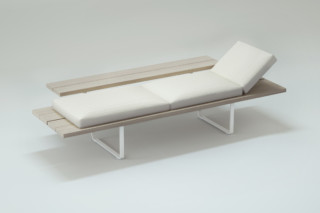 NaturAll chaise-longue  by  Fast