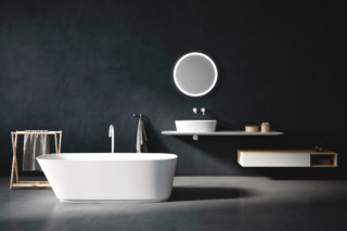 Neb bathtub  by  agape