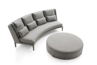 NIDUS Sofa  von  Maxalto