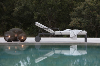 Nodi adjustable lounger  by  Tribù