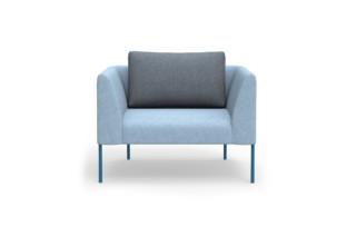 Nooa armchair  by  Martela